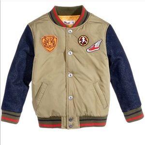EUC Epic Threads 3T bomber jacket